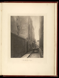 Back Wynd From Trongate, 1899
